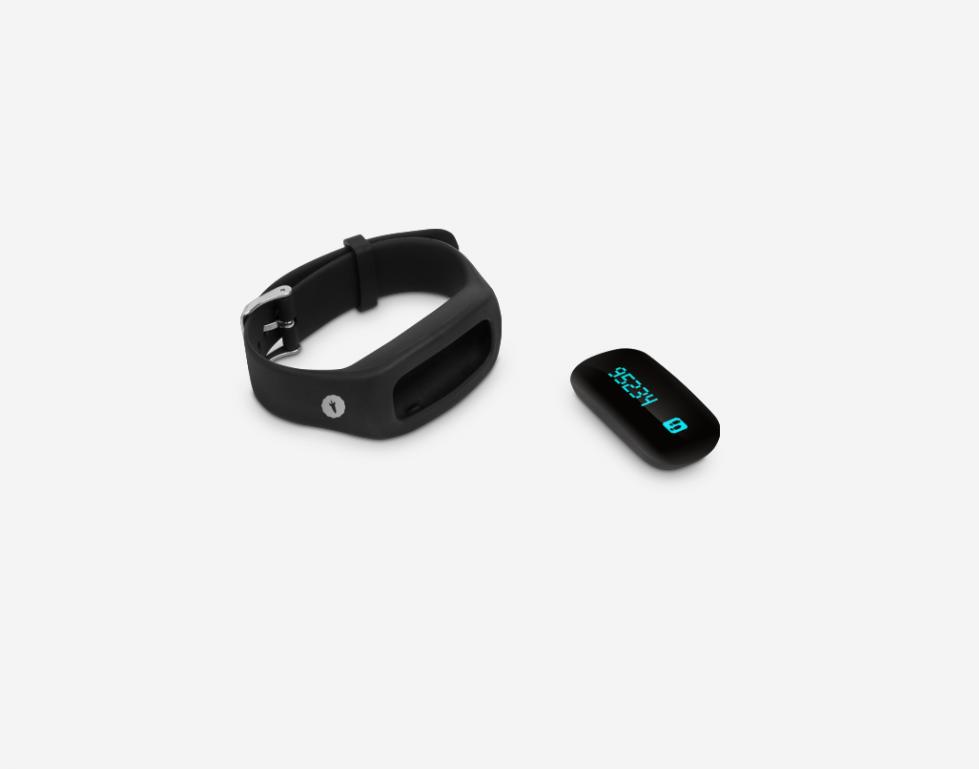 77ab4260b Para ver los resultados de tu entrenamiento diario, SPC Fit Pro 9602n se  sincronizan, a través de Bluetooth, con una app, denominada SPC Fitness, ...